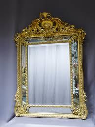 louis xv style mirror philippe cote