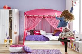 Kids Canopy Beds Huckleberry Kids Rooms
