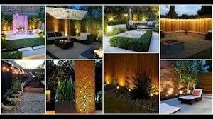 16 Superb Garden Fence Lighting Ideas Youtube