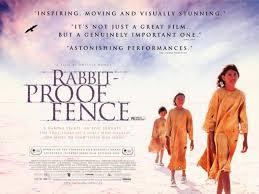 Uk Quad Poster For Rabbit Proof Fence Nfsa
