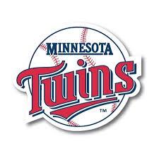 Minnesota Twins Vinyl Die Cut Decal Sticker 4 Sizes