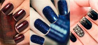 fall winter nail colors ideas trends