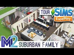 sims freeplay house for