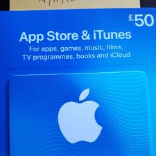 apple and itunes gift value 50