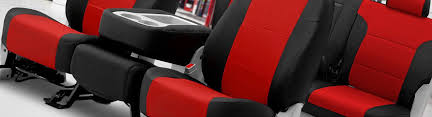 toyota custom seat covers leather