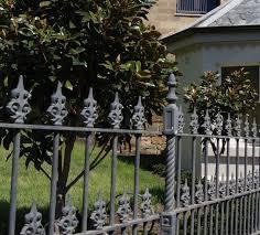Fence Post Twist Post Chatterton Lacework