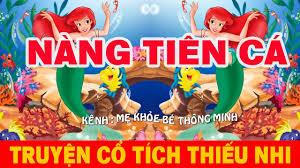 Nàng Tiên Cá - Chuyện cổ tích thiếu nhi - YouTube