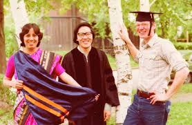 Left to right: Rita Khanna, Daniel Wong and Tom having fun wearing... |  Download Scientific Diagram