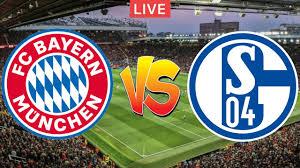🔴 Live Bayern vs Schalke live Stream Football Match Today | Today Match  Live Streaming HD - YouTube