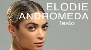 Elodie - Andromeda (Testo e Musica - Sanremo 2020) - YouTube