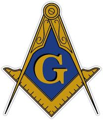 Freemason Mason Masonic Symbol Vinyl Die Cut Decal Sticker