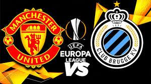 Manchester United VS Club Brugge🔥⚽UEFA Europa League🔥⚽FIFA 20 ...