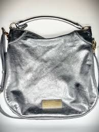 marc jacobs q hillier leather hobo