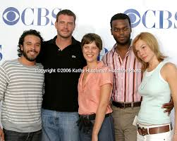 Michael Irby, Scott Foley, Audrey Marie Anderson, Demore Barnes ...