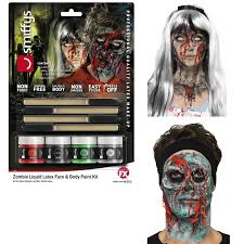 liquid latex sfx makeup kit