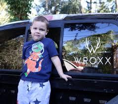 12x12 Wroxx Vinyl Decal Wroxx