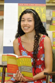 Adriana Lee, 2nd Place Common Book Writing Contest Winner |