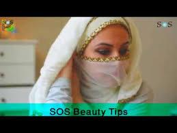 bridal mehendi hijab niqab tutorial