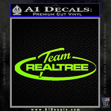 Team Realtree Decal Sticker A1 Decals