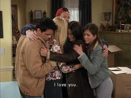 love goodbye quote sad movie friends tv tv show cry friends tv