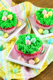 easter cupcakes are the perfect cute