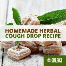 diy cough drops recipe with essential