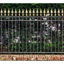 Latest Popular Antique Wrought Iron Terrace Railing Fencing Designs View Wrought Iron Fence Longbon Product Details From Foshan Longbang Metal Products Co Ltd On Alibaba Com