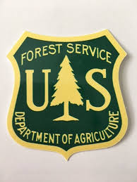 Us Forest Service Department Of Agriculture Car Bumper Laptop Etsy