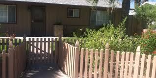 Palm Desert Rethinking Wood Fences