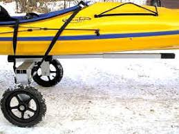 strongest canoe and kayak cart sold here
