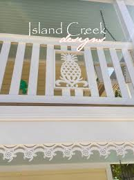 Quality Decorative Pvc Porch Railing Panels W Coastal Designs