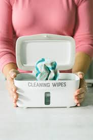 diy disinfecting wipes reusable all