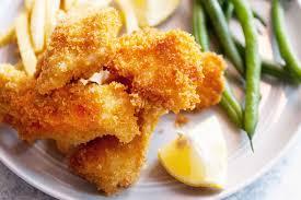 Crispy Panko Fish Sticks Recipe ...