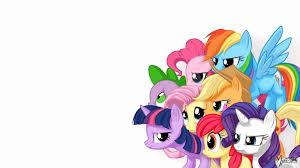 my little pony wallpaper fresh free my