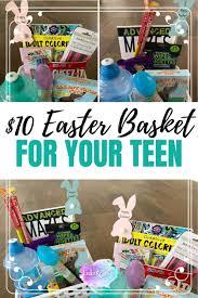easy dollar easter basket ideas