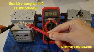 Sửa lò vi sóng không nóng tại nhà (có hình ảnh) - Điện máy đẳng cấp