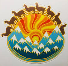 Llama Phish Sticker 4 Quot Full Color Vinyl Stylesticker Phish Fans Show Your Love And Put This On Your Car Tr Dead And Company Trey Anastasio Grateful Dead
