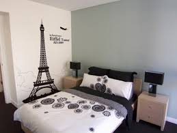 Eiffel Tower Wall Decal Paris In Your Bedroom Jinxy Beauty