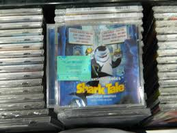 Cd - Shark Tale Motion Picture Soundtrack - R$ 28,00 em Mercado Livre