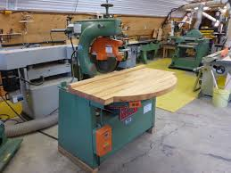 Northfield Uni Point 16 Radial Saw With Redneck Dc Canadian Woodworking And Home Improvement Forum