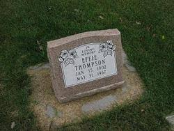 Effie Anderson Thompson (1902-1967) - Find A Grave Memorial