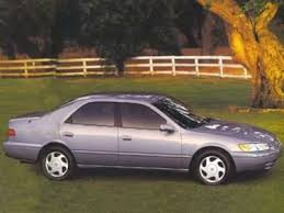 1999 toyota camry exterior paint colors