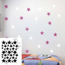 Charm Nursery Diy Baby Wall Decals Little Stars Vinyl Home Decor For Kids Rooms Wall Stickers Starry Buy At A Low Prices On Joom E Commerce Platform