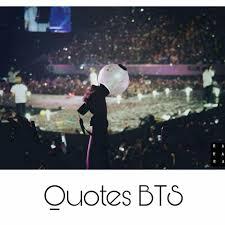 quotes bts home facebook