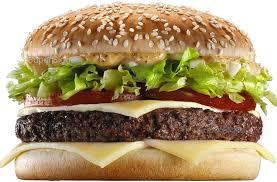 Amazon Com 2 12 Hamburger Huge Decal Sticker Set For Delivery Shop Window Car Sign Burger Everything Else
