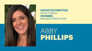2019 40 Under 40 honoree Abby Phillips of the Arrow Creative ...