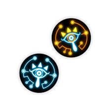 Zelda Breath Of The Wild Sheikah Slate Eye Symbol Vinyl Sticker Sets Trinket Geek
