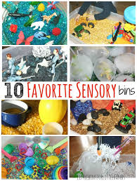 the best sensory bin ideas for kids