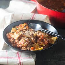 homemade turkey ragu sauce feed your