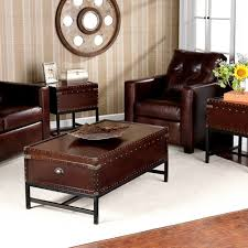 voyager trunk 3 pc table collection